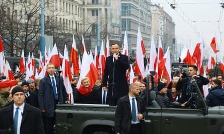 Andrzej Duda.