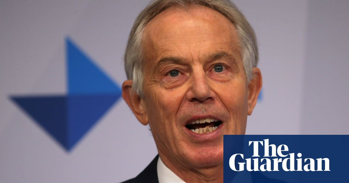 The rehabilitation of Tony Blair? - podcast