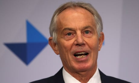 The rehabilitation of Tony Blair?