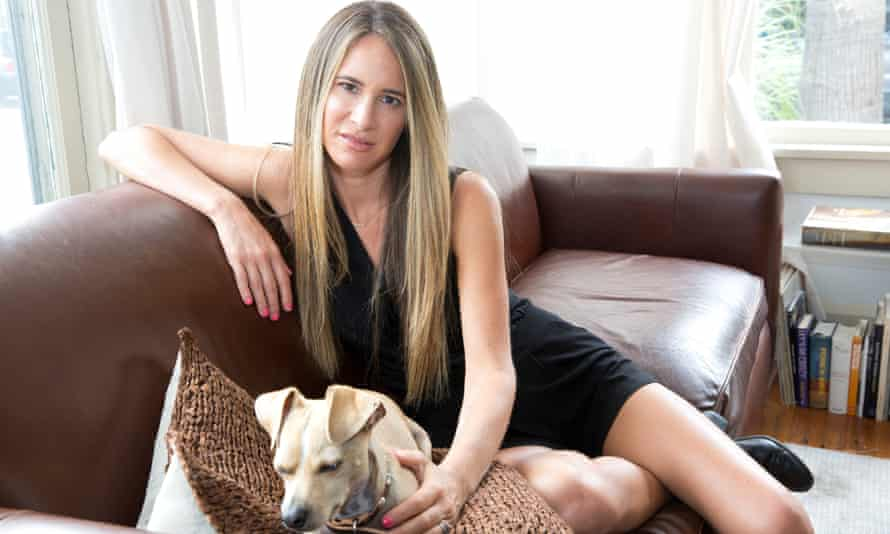 Melissa Broder in Venice California on 3rd May 2016 Pic © Dan Tuffs 2016 www.dantuffs.com +1 310 774 1780
