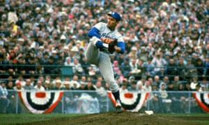 Before pitching in games 2, 5 & 7 of the 1965 World Series, Sandy Koufax famously chose to sit out the opener on observance of the Jewish High Holy Day of Yom Kippur.