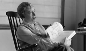 Ursula Le Guin in 1985, the year Always Coming Home was released.