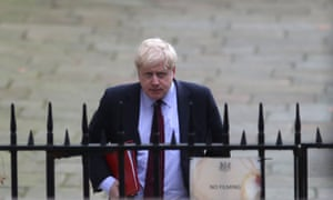 'The loveable rogue act is wearing thin. Boris Johnson cannot be trusted.'