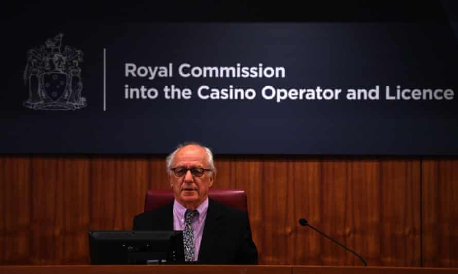 Victorian royal commissioner Ray Finkelstein