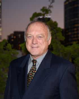 John Doman … played William Rawls