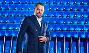 Danny Dyer's greatest achievement yet? ... Photograph: Endemol Shine UK - Photographer: Kieron McCarron