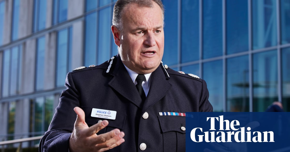 Greater Manchester's £27m crime recording system 'doesn't work', says police chief