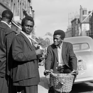 Oxford Students, 1962, Cas Oorthuys