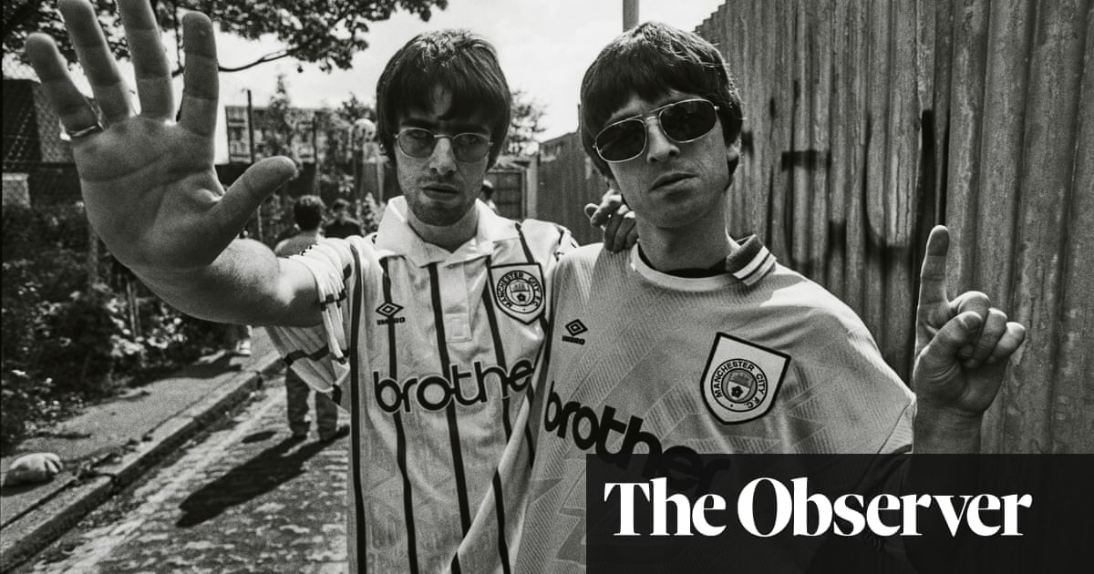 While We Were Getting High: Britpop and 90s style - in pictures