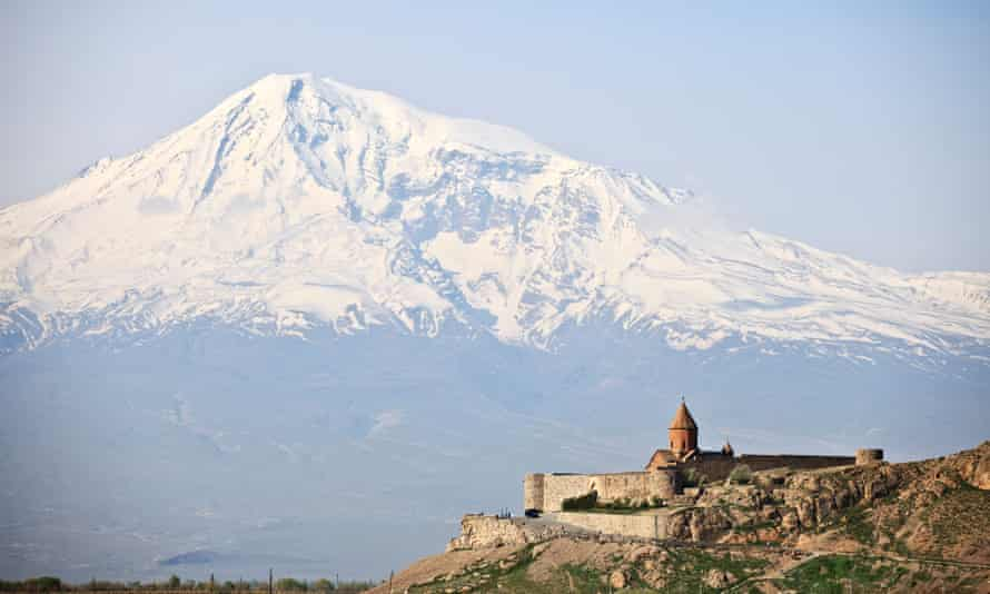 Khor Virap monastery is one of Armenia's oldest spiritual sites. In recent years the super-rich have built many more