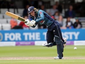 Taylor reaches her century.