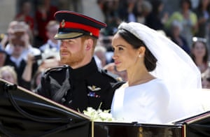 Royal Wedding fever helped growth in May.
