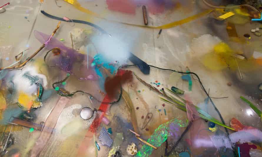 Samara Scott, Frieze art fair