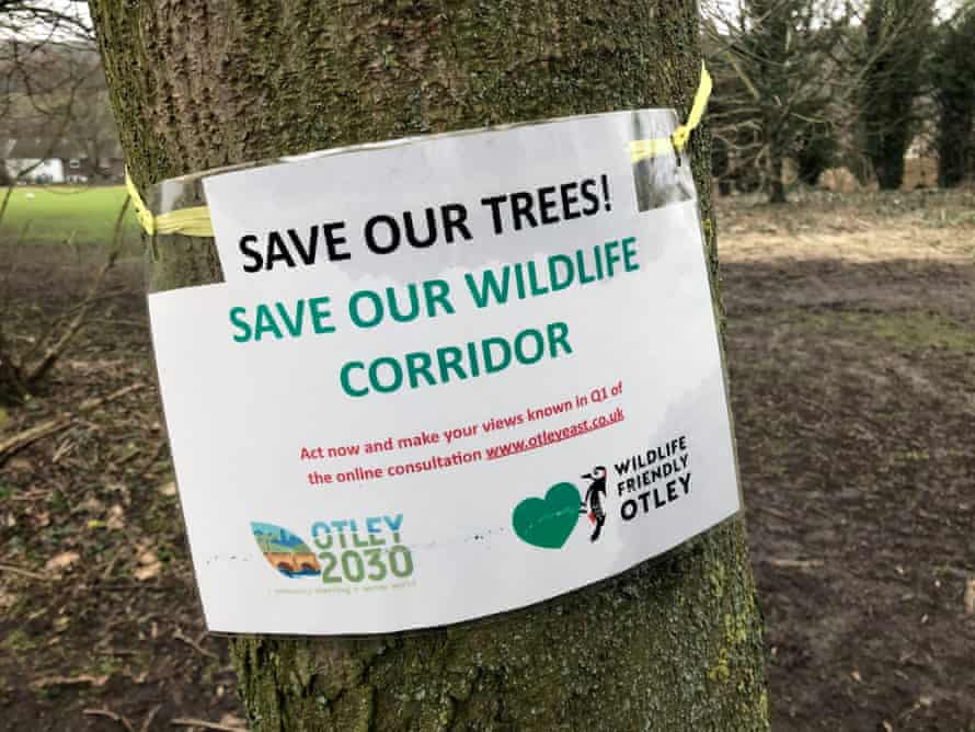 A local campaign aims to prevent habitat and biodiversity destruction.
