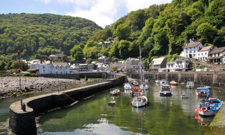 Lynmouth, North Devon.