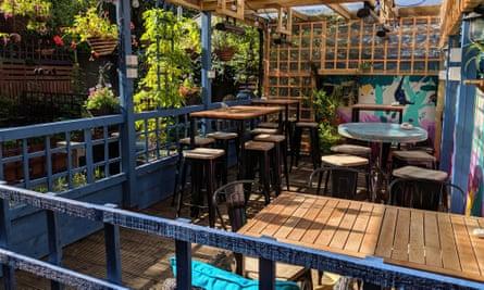 Bonobo Cafe Aberdeen