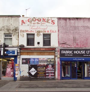 A. Cooke's Pie and Mash