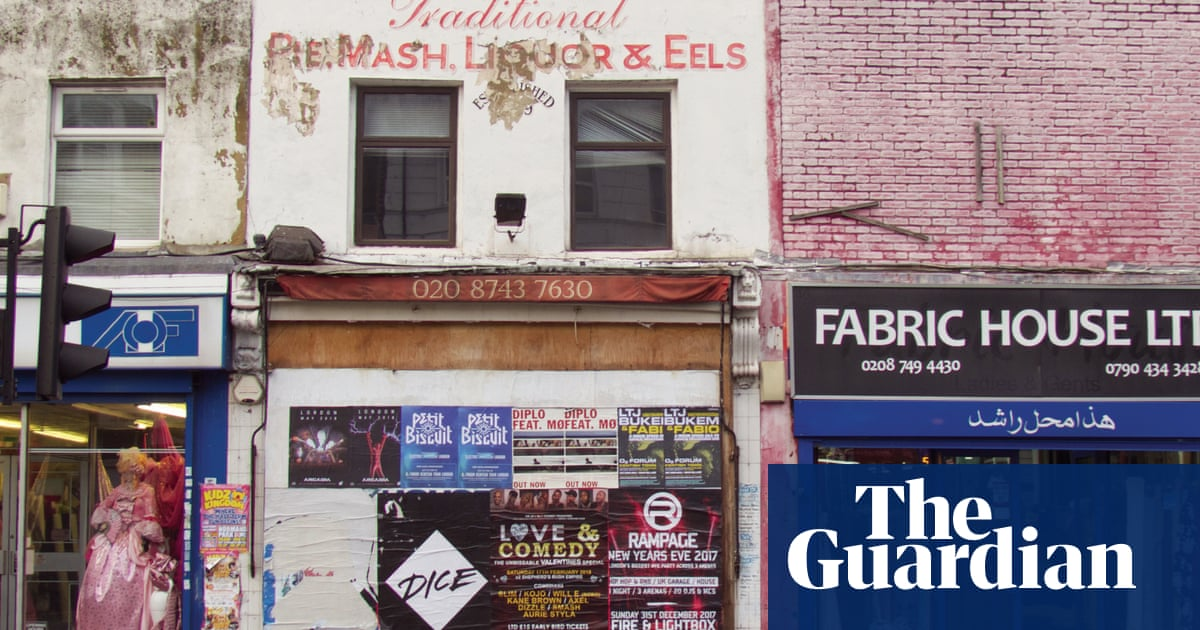 'The city has changed beyond all recognition': Derelict London – in pictures
