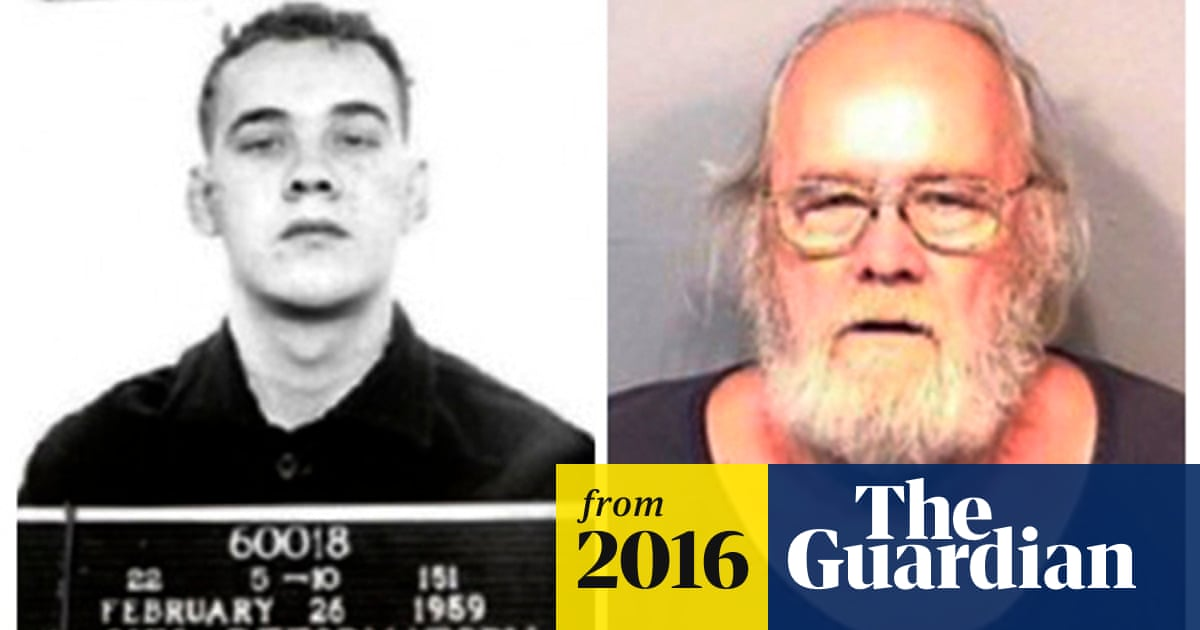 Shawshank' fugitive captured after 56 years on the run to be