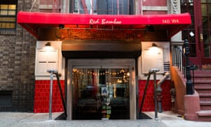 Red Bamboo restaurant, Manhattan.