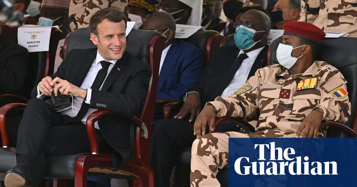'We won't negotiate', says new Chad regime, as armed rebels regroup