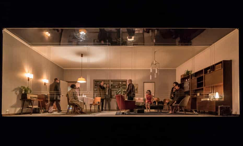 Anna at the National Theatre, designed by Vicki Mortimer.