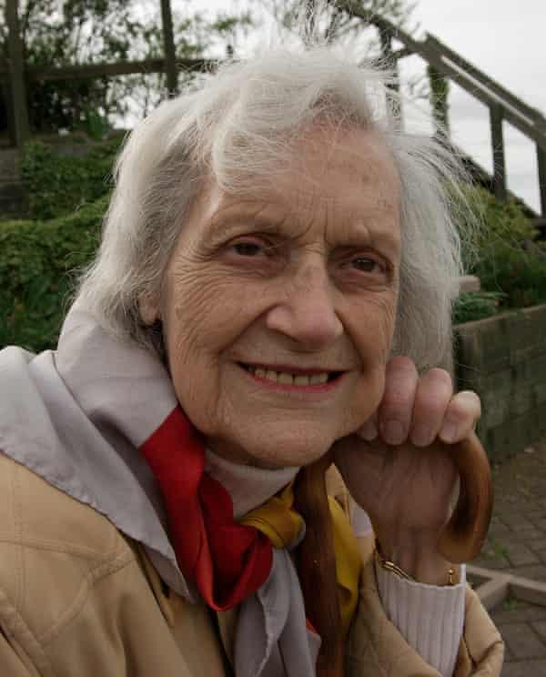 Patricia Brown in 2009