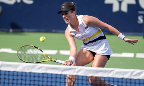 'Merger of equals': Johanna Konta backs idea to combine ATP and WTA tours
