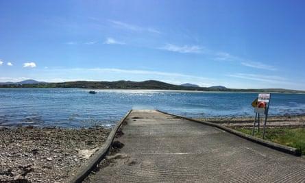 Trawbreaga Bay, County Donegal.