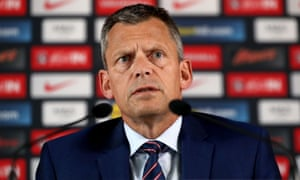 Chief executive Martin Glenn says the FA 'wants to become a more inclusive organisation'.