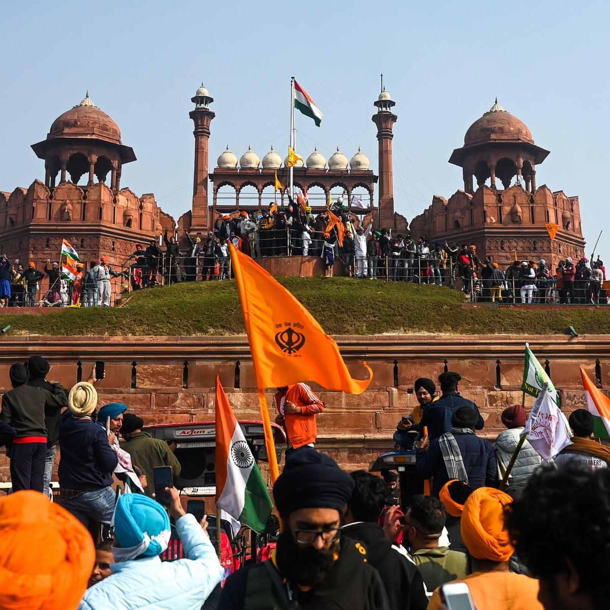 Delhi Police raid in Ludhiana