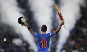 India Crush Pakistan As Virat Kohli Defies Tension With Half