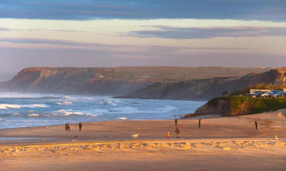 Praia do Baleal Portugal