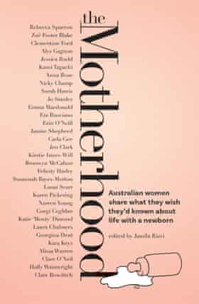 The Motherhood - cover image. Book edited by Jamila Rivzi and published by Penguin Random House 30 April 2018.
