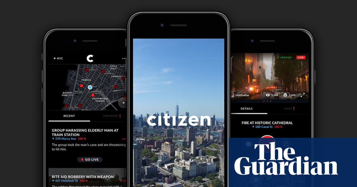 'One of the worst jobs I ever had': former Citizen employees on working for the crime app