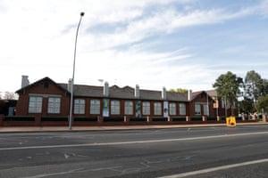 Western Plains cultural centre, formerly Dubbo high school