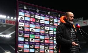 Wolves manager Nuno Espirito Santo says his piece.