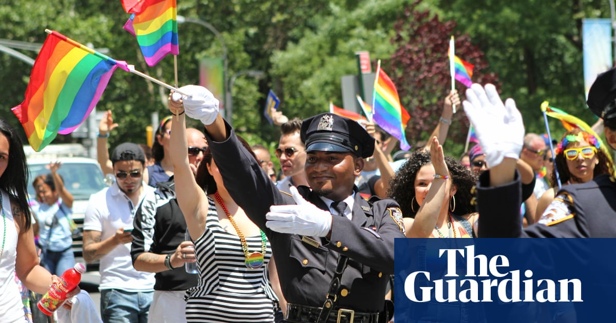 New York City Pride organisers to ban police from marching until 2025