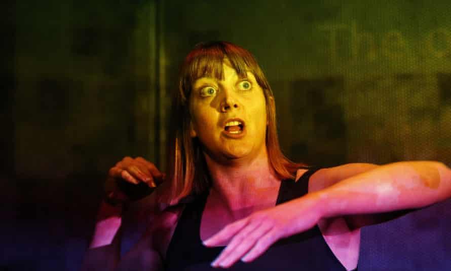 Hannah McPake as director Rachel Bagshaw.