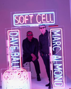 Soft Cell.
