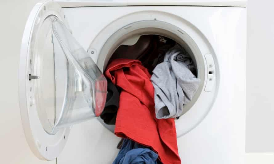 A tumble dryer