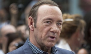 Kevin Spacey at a 2014 premiere for the film Now.