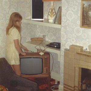 Fleeming Road, 1972