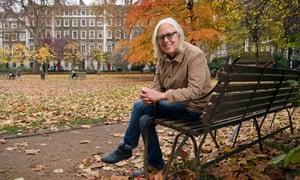 Prof Karen Wells on bench