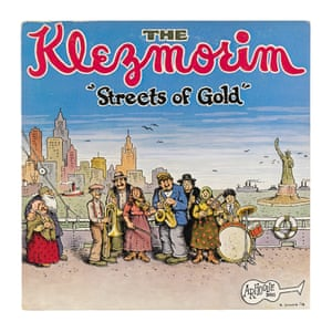 The Klezmorim's Streets of Gold, 1977The word klezmer originates from the Hebrew words for musical instruments, klei zemer. The genre conceals a variety of musical traditions that were rediscovered in the 1970s. Klezmer has its roots in eastern European (and by no means only Jewish) dance music as played at wedding celebrations. A rebirth of klezmer took place in the 70s with the founding of California group the Klezmorim, who pioneered an exotic mix of street music, Balkan and gypsy sounds, jazz and traditional Yiddish songs