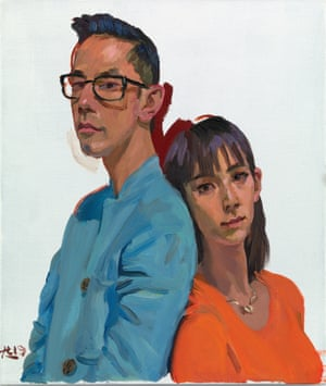 Vic and Ed, Brother and Sister, 2019.
