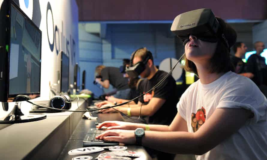 Virtual reality headsets like the Oculus Rift are currently great at providing short immersive experiences, but what about stories?