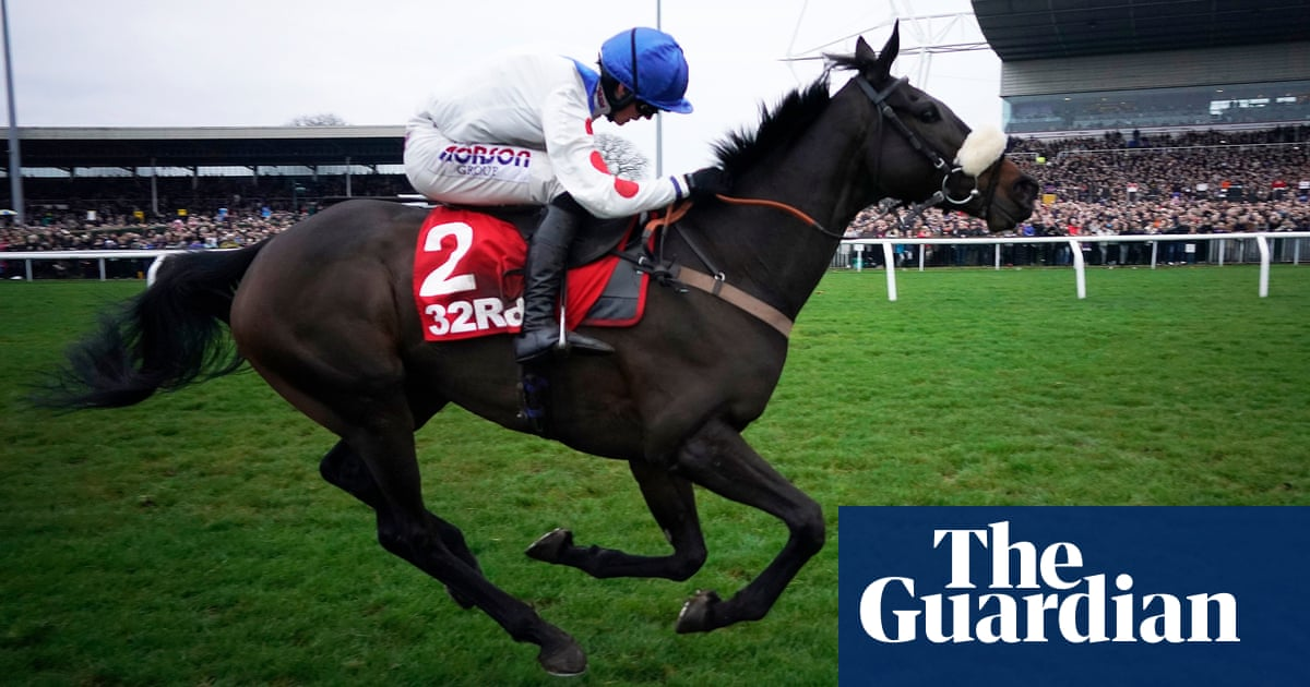 Talking Horses Kemboy Among The Big Names In Racing S Festive Feast Sport The Guardian