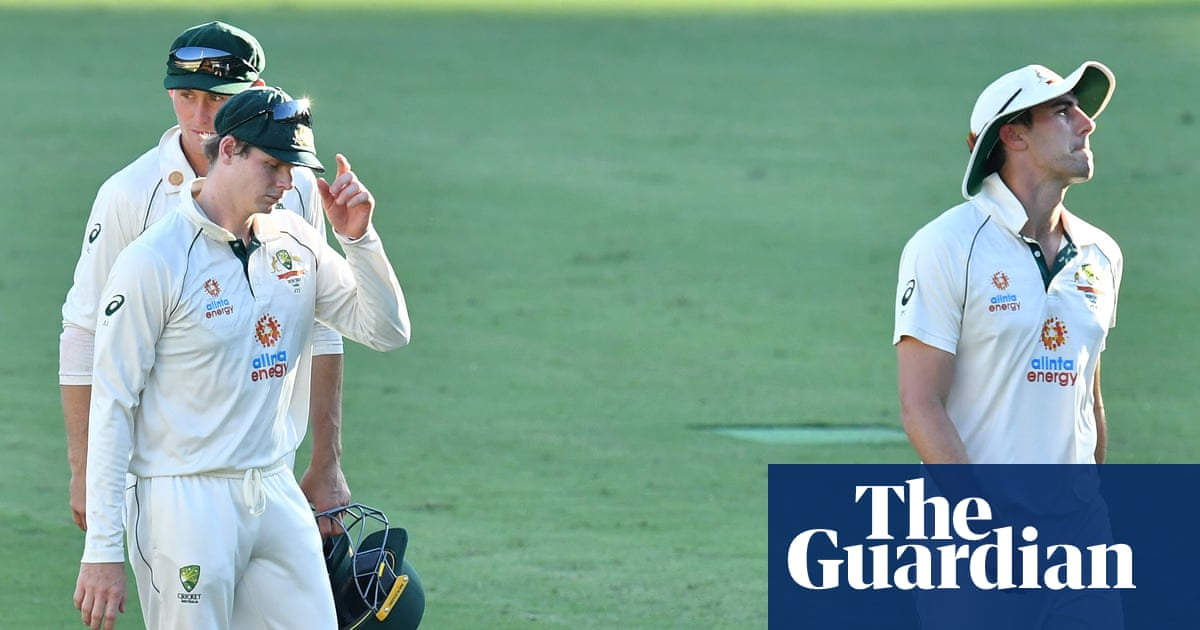 Australia appear vulnerable but we have heard this Ashes tale before | Geoff Lemon