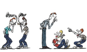 Illustration by Benoit Jacques
